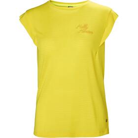 Helly Hansen Siren Spring T-Shirt Dames, dandelion